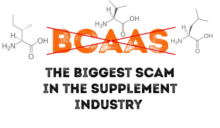 Why BCAAs Are Unnecessary