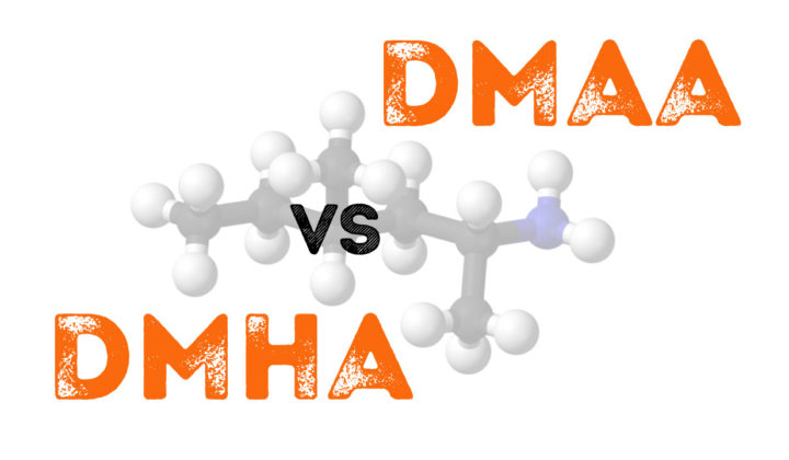 DMAA and DMHA – Powerful Stimulants.