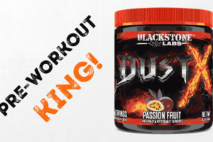 Dust X – Contains Advanced Stimulants (Blackstone Labs)