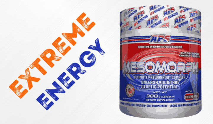 Mesomorph – High Energy Effects (APS Nutrition)