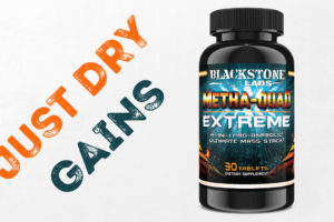 Metha-Quad Extreme Prohormone – Blackstone Labs