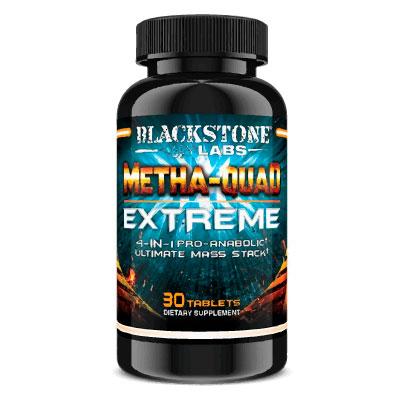 Metha-Quad Extreme - Blackstone Labs