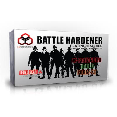Battle Hardener Kit - LG Sciences