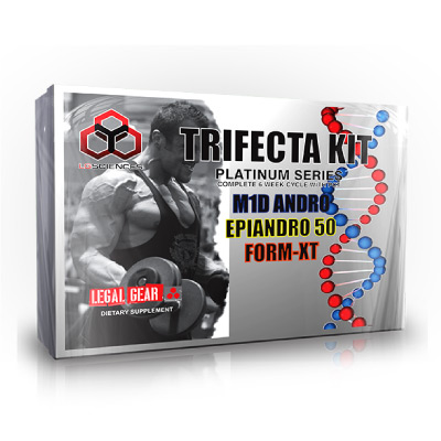 Trifecta Andro Kit - LG Sciences