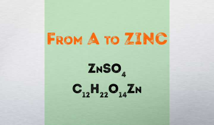 Zinc: Are You One of Nine Americans at Risk for Zinc Deficiency?