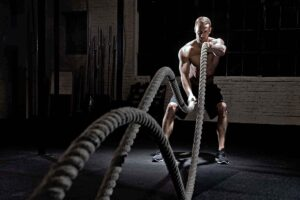 Decide beforehand – MUSCLE or STRENGTH