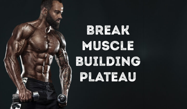 How to break the muscle building plateau?