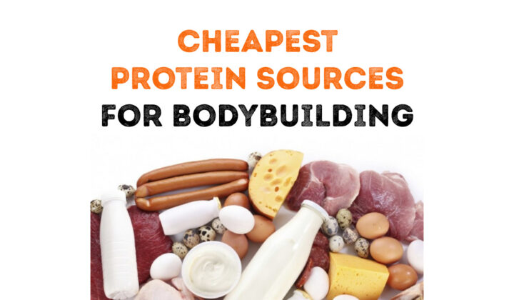 Cheapest protein sources based on gms/$