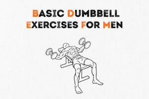 Dumbbell workouts for men