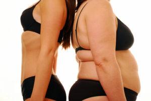 Increase in fat
