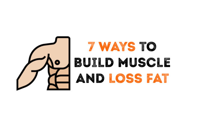 How to build muscle without gaining fat?