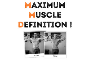 Tips on how to get muscle definition
