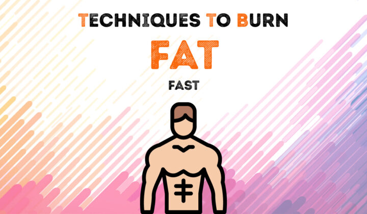Use these 100% effective techniques to burn fat