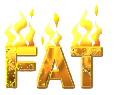 Burn fat the right way