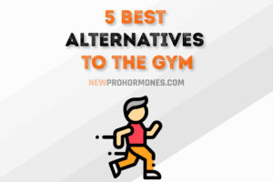 Alternatives to gyming for better health and muscles