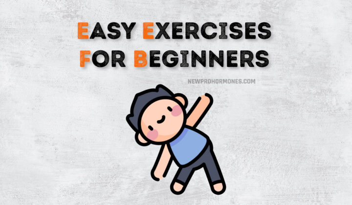Easy exercises targeting every muscle in your body